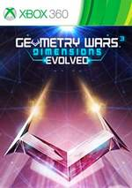 Geometry Wars 3: Dimensions Evolved for Xbox 360