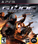 G.I. Joe: The Rise of Cobra for PlayStation 3