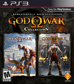 God of War: Collection for PlayStation 3