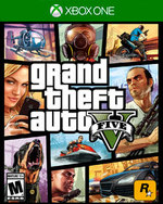 Grand Theft Auto V for Xbox One