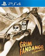 Grim Fandango Remastered for PlayStation 4