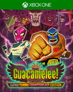 Guacamelee! Super Turbo Championship Edition for Xbox One