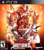 Guilty Gear Xrd -SIGN- for PlayStation 3