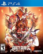 Guilty Gear Xrd -SIGN- for PlayStation 4