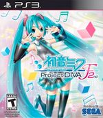 Hatsune Miku: Project DIVA F 2nd for PlayStation 3