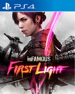 inFamous: First Light for PlayStation 4