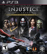 Injustice: Gods Among Us - Ultimate Edition for PlayStation 3