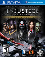 Injustice: Gods Among Us - Ultimate Edition for PS Vita