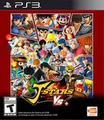 J-Stars Victory Vs+ for PlayStation 3