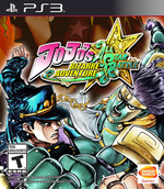 JoJo's Bizarre Adventure: All-Star Battle for PlayStation 3