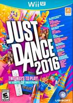 Just Dance 2016 for Nintendo Wii U