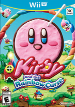 Kirby and the Rainbow Curse for Nintendo Wii U