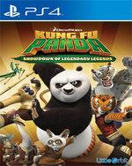 Kung Fu Panda: Showdown of Legendary Legends for PlayStation 4