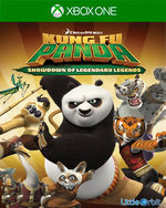 Kung Fu Panda: Showdown of Legendary Legends for Xbox One