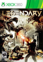Legendary for Xbox 360