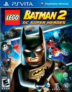 LEGO Batman 2: DC Super Heroes for PS Vita