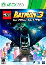 LEGO Batman 3: Beyond Gotham for Xbox 360