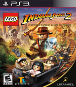Lego Indiana Jones 2: The Adventure Continues for PlayStation 3