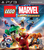 LEGO Marvel Super Heroes for PlayStation 3