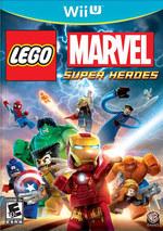 LEGO Marvel Super Heroes for Nintendo Wii U