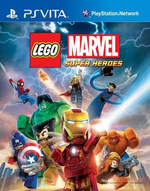 Lego Marvel Super Heroes: Universe in Peril for PS Vita