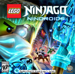 Lego Ninjago: Nindroids for Nintendo 3DS