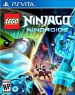 Lego Ninjago: Nindroids for PS Vita