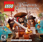 LEGO Pirates of the Caribbean: The Video Game for Nintendo 3DS