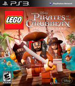 Lego Pirates of the Caribbean: The Video Game for PlayStation 3