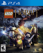 LEGO The Hobbit for PlayStation 4
