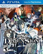 Lost Dimension for PS Vita