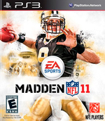 Madden NFL 11 for PlayStation 3
