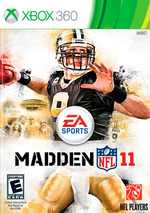 Madden NFL 11 for Xbox 360