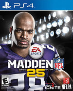Madden NFL 25 for PlayStation 4