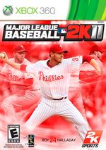 Major League Baseball 2K11 for Xbox 360