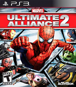 Marvel: Ultimate Alliance 2 for PlayStation 3