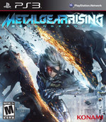 Metal Gear Rising: Revengeance for PlayStation 3