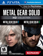 Metal Gear Solid HD Collection for PS Vita