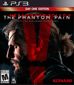 Metal Gear Solid V: The Phantom Pain for PlayStation 3