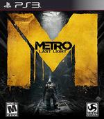 Metro: Last Light for PlayStation 3