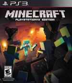 Minecraft: PlayStation 3 Edition for PlayStation 3