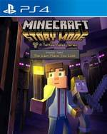 Minecraft: Story Mode - Episode 3: The Last Place You Look for PlayStation 4