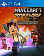 Minecraft: Story Mode - Episode 4: A Block and a Hard Place for PlayStation 4