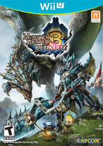 Monster Hunter 3 Ultimate for Nintendo Wii U