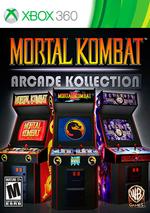 Mortal Kombat Arcade Kollection for Xbox 360