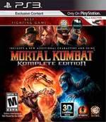 Mortal Kombat: Komplete Edition for PlayStation 3