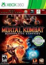 Mortal Kombat: Komplete Edition for Xbox 360