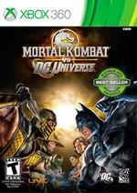 Mortal Kombat vs. DC Universe for Xbox 360
