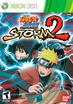 Naruto Shippuden: Ultimate Ninja Storm 2 for Xbox 360