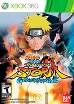 Naruto Shippuden: Ultimate Ninja Storm Generations for Xbox 360